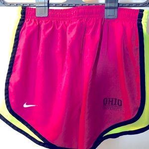 NIKE DRI-FIT Women's Shorts OHIO UNIVERSITY